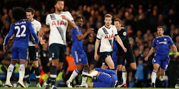 Sur ce tacle, l'Euro d'Eden Hazard aurait pu s'envoler (VIDEO) - La DH