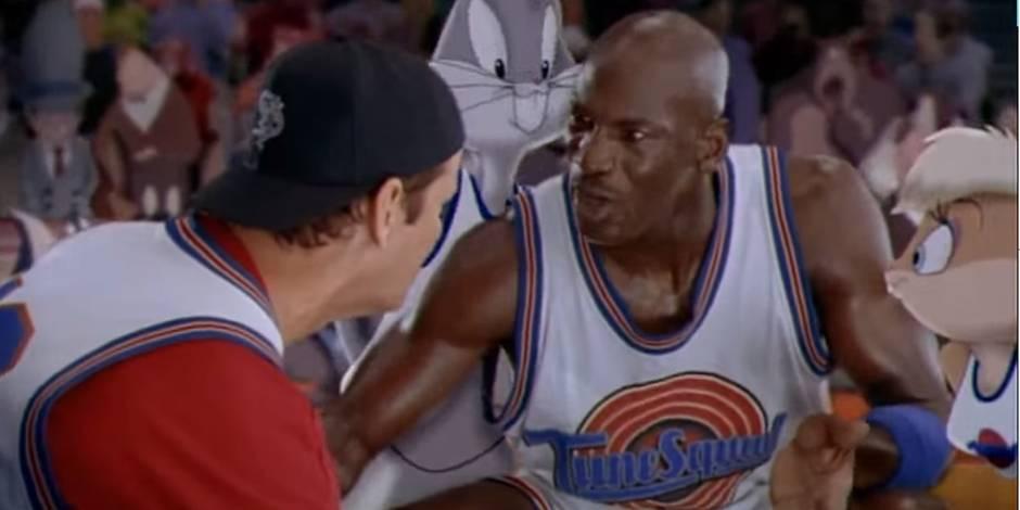 Space Jam revient avec LeBron James