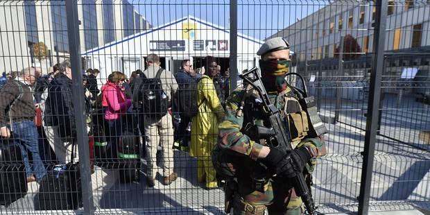 Attentats à Bruxelles: La demande de moyens supplémentaires pour la sécurité à l'aéroport rencontrée - La DH