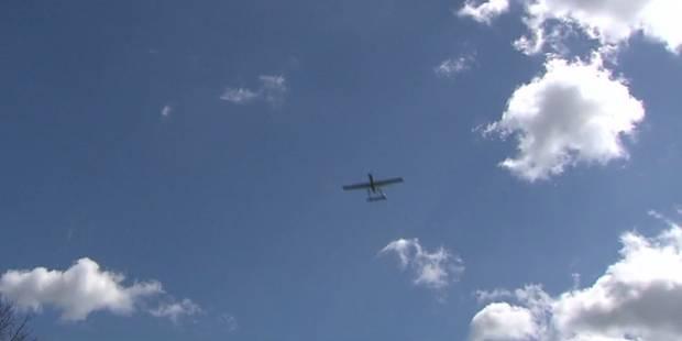 Des petits avions sans équipage veillent sur le port d'Anvers (VIDEO) - La DH