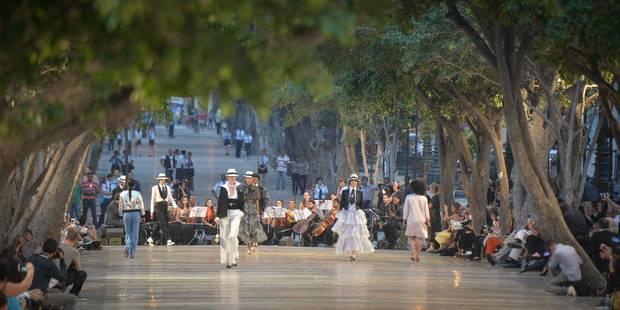 C'est inédit ! Chanel a défilé à La Havane - La DH