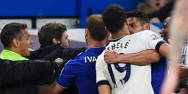 J-37: Moussa Dembélé suspendu pour ce geste ? (VIDEO) - La DH