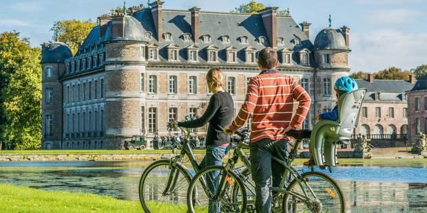 Un nouveau site web pour préparer ses randonnées à vélo en Wallonie - La DH