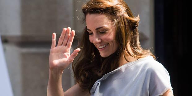 La journée très chargée de Kate Middleton : trois tenues à la clé ! - La DH