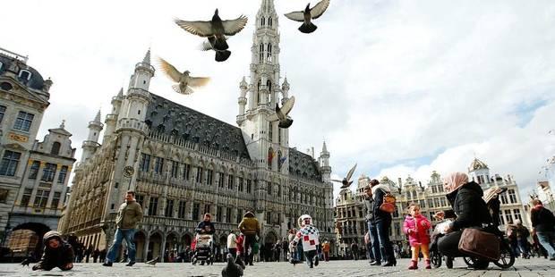 Près de 400 idées pour rebooster Bruxelles - La DH