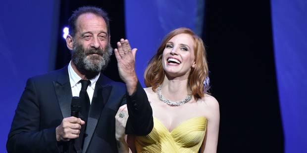 Festival de Cannes: Jessica Chastain et Vincent Lindon ouvrent en choeur la 69e édition (PHOTOS) - La DH