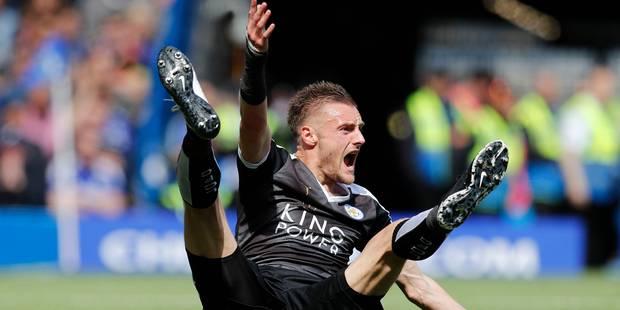 Premier League: pari raté pour Vardy, Arsenal dépasse les Spurs et fin du suspense pour MU - La DH