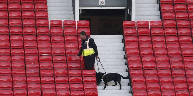 Alerte au colis piégé: Manchester United-Bournemouth reporté au 17 mai - La DH