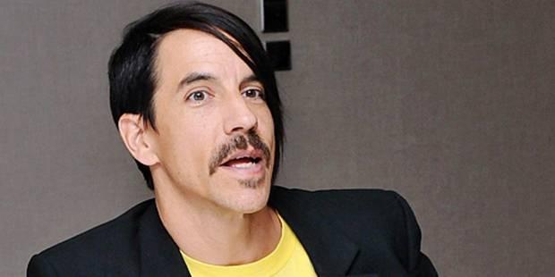 Le chanteur des Red Hot Chili Peppers hospitalisé d'urgence - La DH