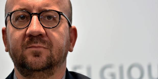 Charles Michel lance un appel à la responsabilité des gardiens de prisons - La DH