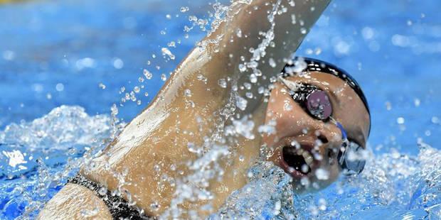 Euro de natation: la Belgique 7e de la finale du 4x200 m libre dames avec un record de Belgique - La DH