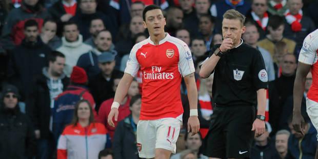 Mesut Ozil joueur de l'année à Arsenal - La DH