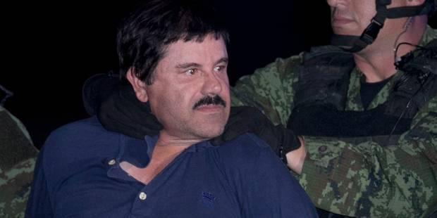 "Le Mexique valide l'extradition du baron de la drogue ""El Chapo"" vers les Etats-Unis - La DH"