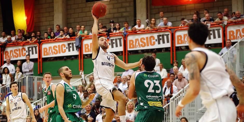 Basket PO 1/2 Game 2 Brussels-Alost