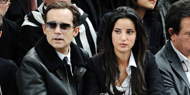 Pour la première fois, la veuve de Jean-Luc Delarue sort du silence - La DH