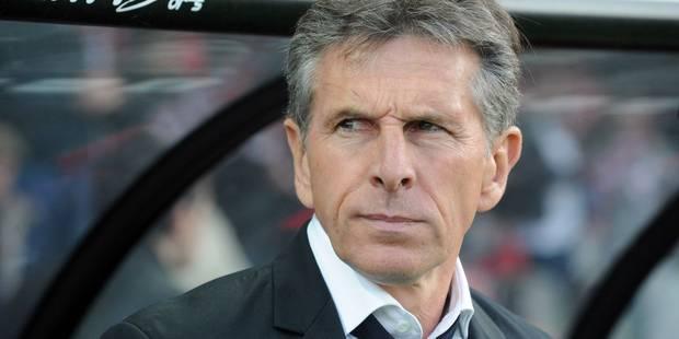 Ligue 1: Claude Puel quitte Nice - La DH