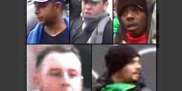 Appel à témoins concernant la manifestation nationale du 7 octobre 2015: reconnaissez-vous ces individus? (PHOTOS + VIDE...