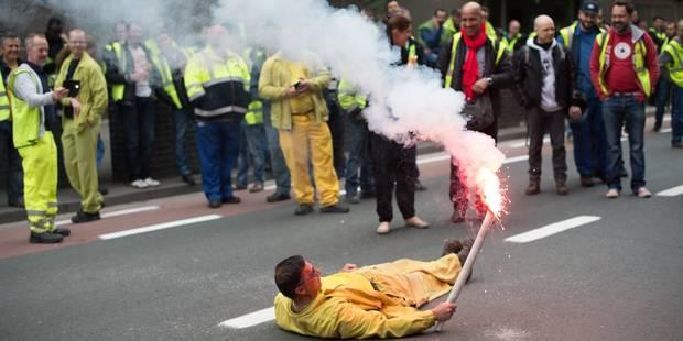 Grève au finish à la SNCB : les navetteurs en colère !
