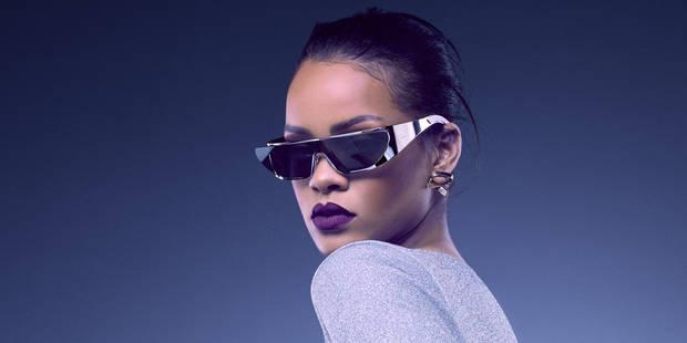 Inédit : Rihanna imagine des solaires futuristes pour Dior - La DH