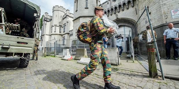 La grève au finish se profile dans les prisons - La DH