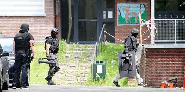 Anderlecht: Retranchés au Peterbos après un home invasion - La DH
