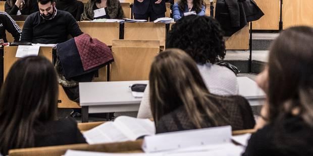 L'Université Saint-Louis propose aux étudiants victimes des grèves de loger à l'université - La DH