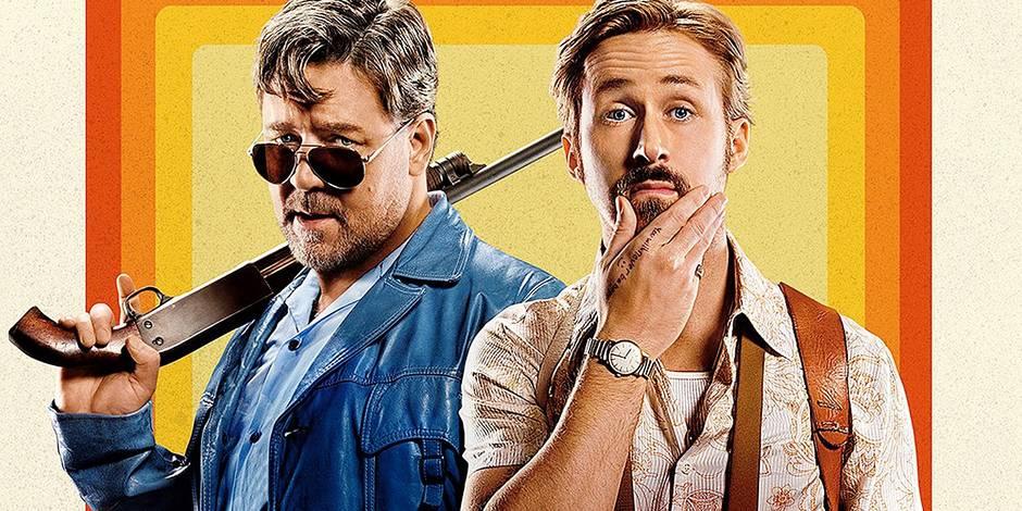 """Rencontre avec Ryan Gosling: """"Russell Crowe m'a un peu sonné!"""""""