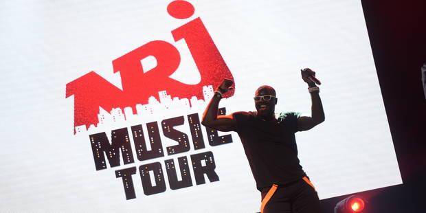 Le NRJ Music Tour: les tubes de l'été avant l'heure (PHOTOS) - La DH