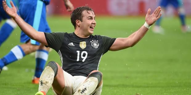 Euro 2016: la défaite surprise de l'Allemagne, l'Espagne assure en préparation - La DH