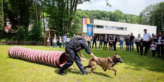 Liège: superbe brigade canine! - La DH