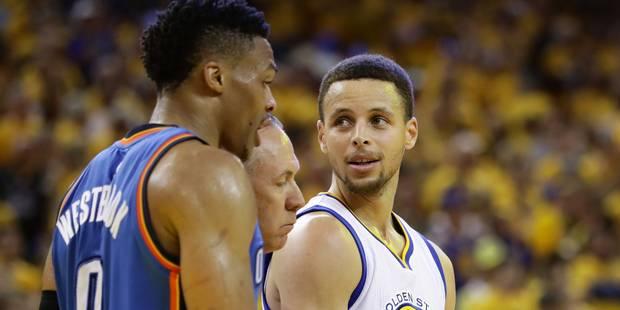 NBA: Golden State rejoint Cleveland en finale, comme en 2015 - La DH