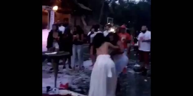 Une bagarre éclate entre plusieurs femmes dans la villa de Drake - La DH