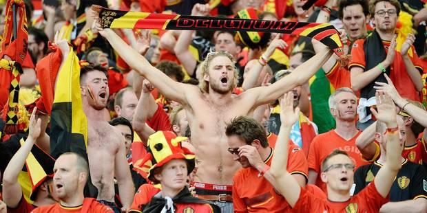 Les Belges un brin radins pour soutenir les Diables - La DH