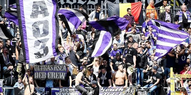"""Les fans d'Anderlecht mécontents du prix des abonnements: """"Trop cher vu le spectacle !"""" - La DH"""
