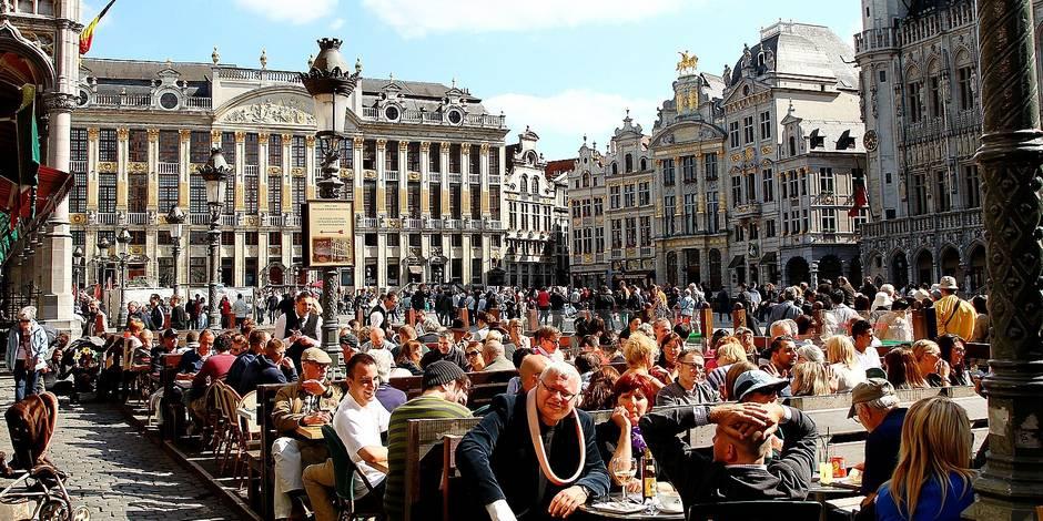 Bruxelles: De gros moyens déployés pour attirer les touristes cet été