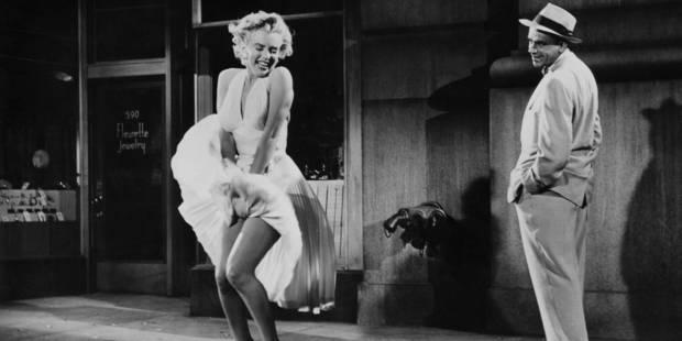 La célèbre robe blanche de Marilyn Monroe bientôt à Amsterdam - La DH