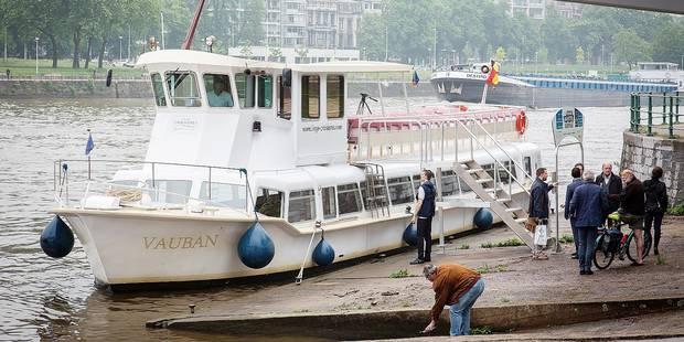 Des navettes fluviales quotidiennes à Liège ! - La DH