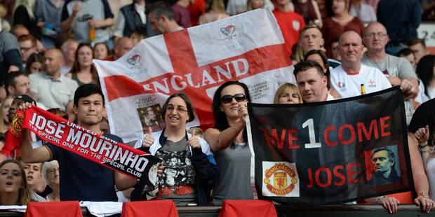 Accueil chaleureux pour Mourinho à Old Trafford - La DH