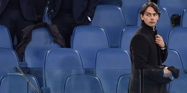 Filippo Inzaghi redescend en troisième division - La DH