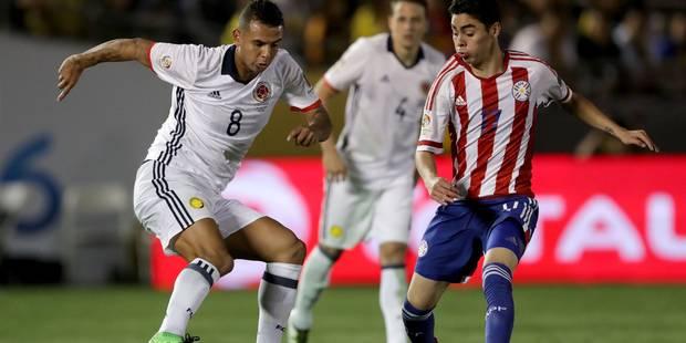 Copa America: Colombie qualifiée, Etats-Unis relancés - La DH