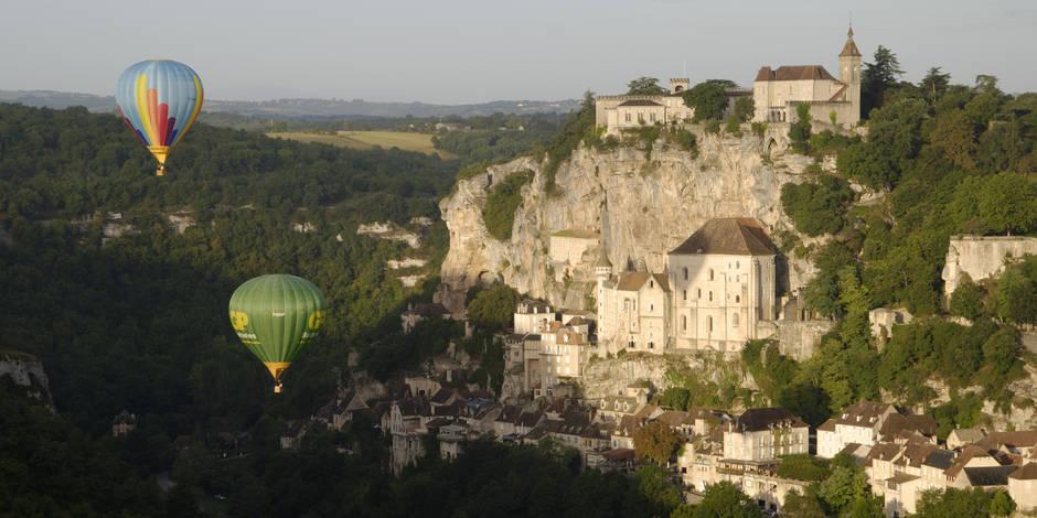 Petit tour dans cinq des plus beaux villages de France