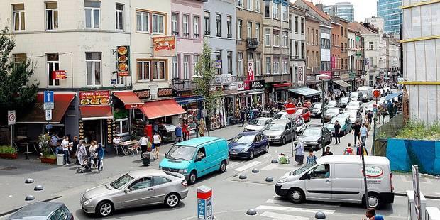 """La rue de Brabant discriminée !"" - La DH"