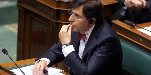"""Di Rupo: """"Le PS a un capitaine"""" - La DH"""
