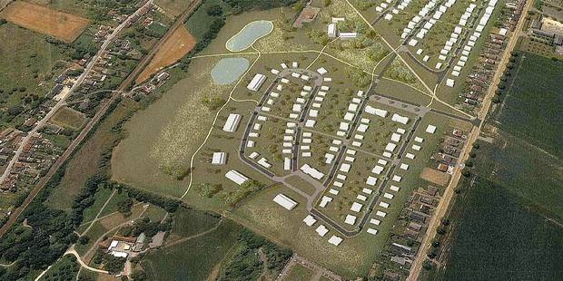 220 logements prévus au Stimbert - La DH