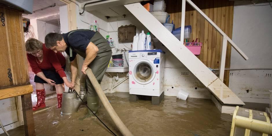 Nouvelles inondations dans le Brabant flamand en périphérie bruxelloise