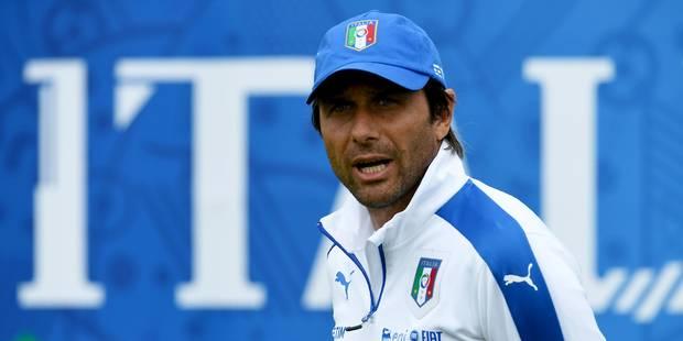"""L'Italie renonce à s'entraîner au stade de Lyon: Conte craint """"les espions"""" - La DH"""