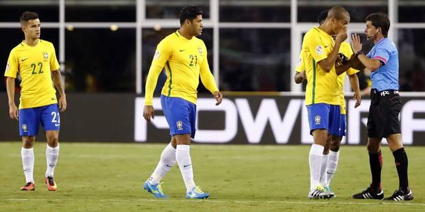 Copa America: le Brésil chute encore, entre camouflet et controverse - La DH