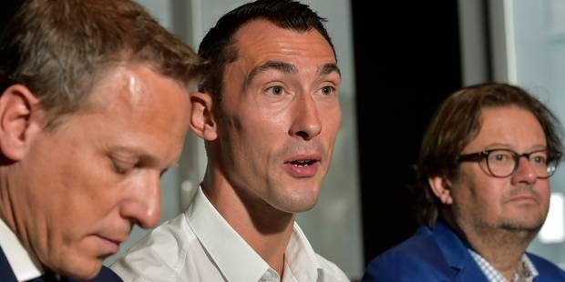 """Proto explique son choix: """"À Anderlecht, c'était devenu la routine"""" - La DH"""