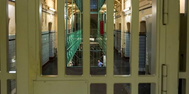 Grève dans les prisons : Reprise du travail mercredi à Namur, Lantin poursuit le mouvement - La DH