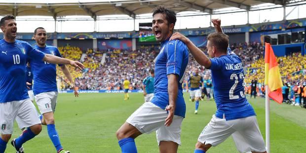 Les Italiens qualifiés: moins de pression sur des Diables qui ne termineront plus premiers du groupe E - La DH